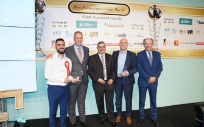 Ya hay ganador del Best Franchisee of the World  Final Nacional España