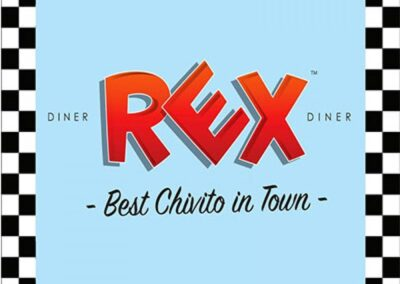 "REX ""Best chivito in Town"""